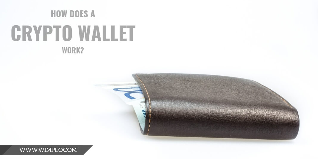 How does a crypto wallet work?