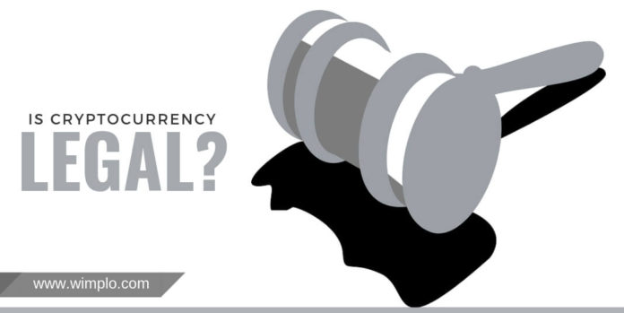 Is Cryptocurrency legal?