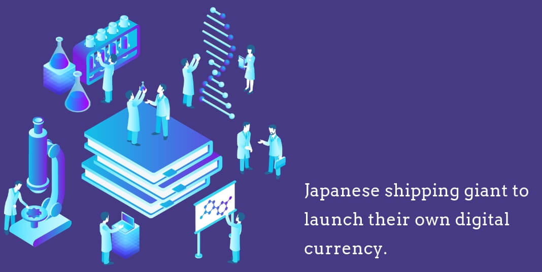Leading Japanese Shipping Line to introduce its own Digital Currency