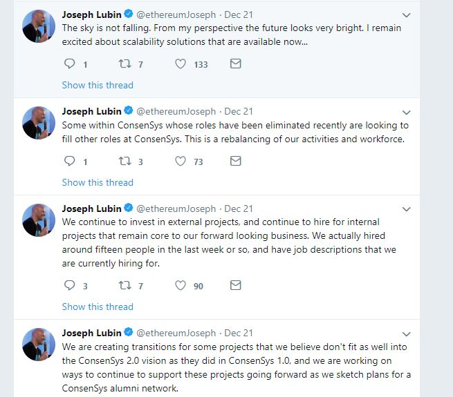 Insights from Lubin
