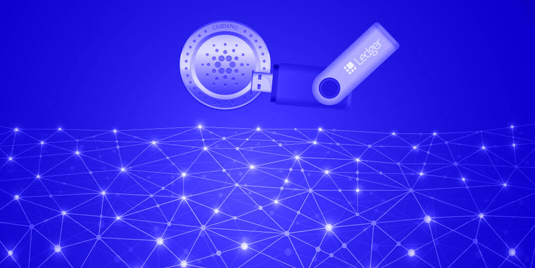 Ledger is now compatible with Cardano's ADA