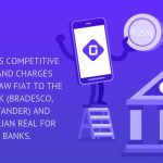 COINBENE OFFERS COMPETITIVE TRADING FEES AND CHARGES 1.25% TO WITHDRAW FIAT TO THE ASSOCIATE BANK (BRADESCO, ITAÚ AND SANTANDER) AND 1.25% + 9 BRAZILIAN REAL FOR ALL OTHER BANKS.