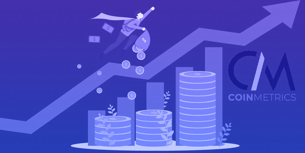 Wimplo Fidelity Invests in Coin metrics