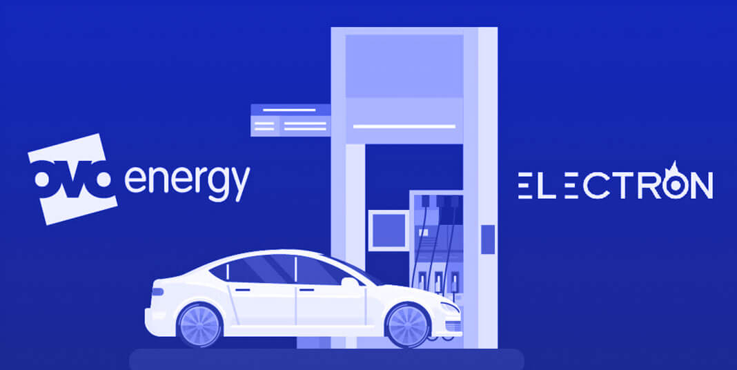 WIMPLO OVO energy ELECTRON Investment Partnership