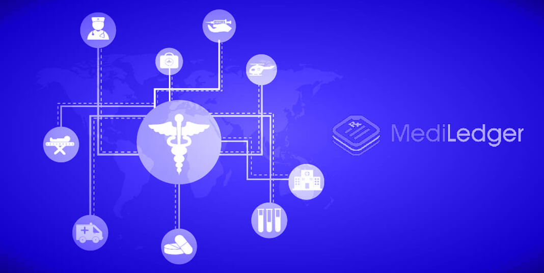 US Pharmaceutical Giants Collaborate With Chronicled's Mediledger To Create A Decentralized Blockchain Network