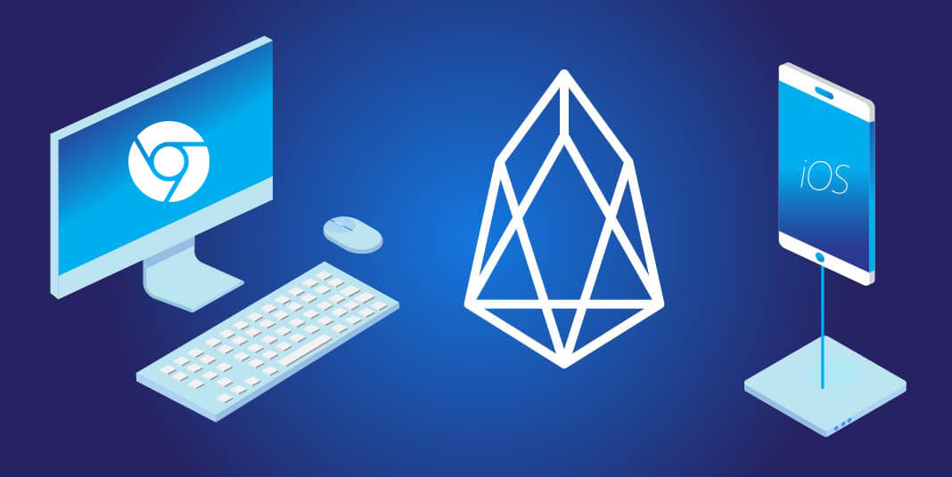 EOSIO Labs heralds iOS and Chrome reference apps