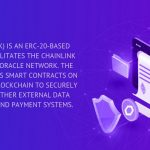 Chainlink (LINK) is an ERC-20-based token that facilitates the chainlink decentralized oracle network. The network enables smart contracts on the ethereum blockchain to securely append with other external data sources, APIs, and payment systems.