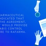 The pharmaceutical firm indicated that under the agreement,  Aetsoft would provide cannabis control software to Rafarma.