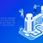 The project is pilot based to store traffic data on the blockchain as part of the Smart City initiative.
