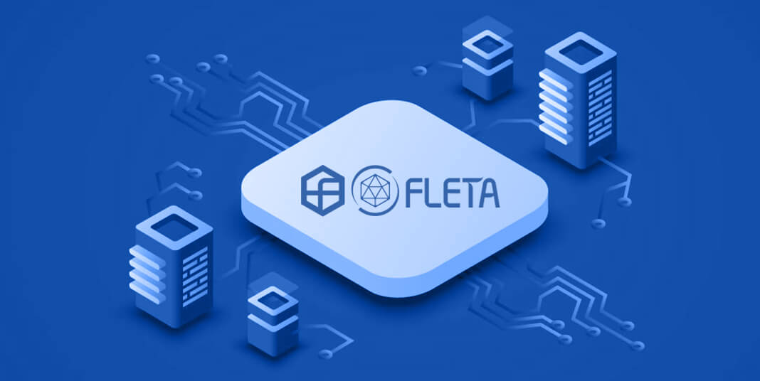 FLETA selected as a project conductor of blockchain PoC