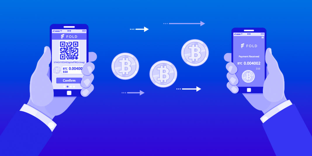 Lightning payments enabled within Fold