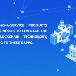 The Blockchain-as-a-service products would enable businesses to leverage the potential of blockchain technology