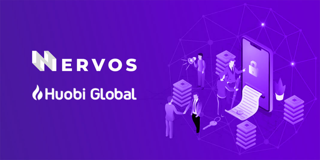 Huobi and Nervos collaborate on a new public blockchain