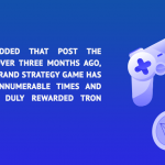 Good players are rewarded TRON (TRX) tokens