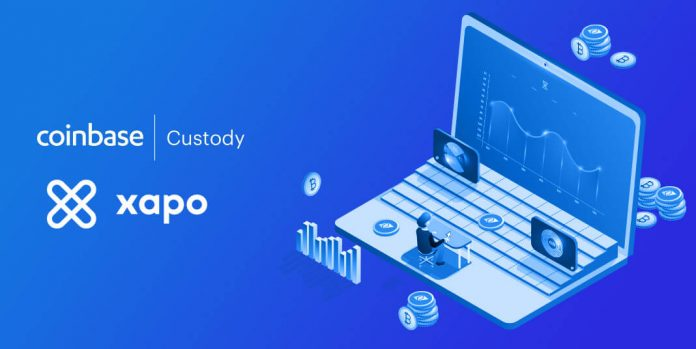 Coinbase acquires XAPO's institutional business