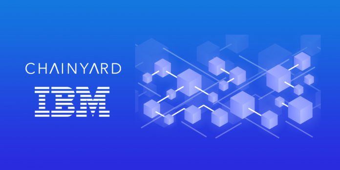 IBM and Chainyard approached for blockchain novelty