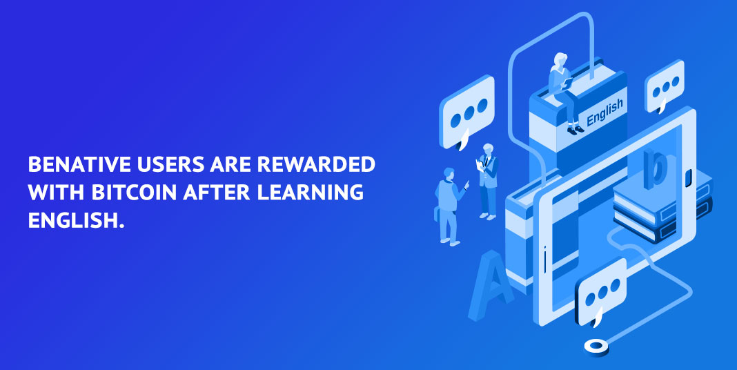 BeNative-users-are-rewarded-with-Bitcoin-after-learning-English