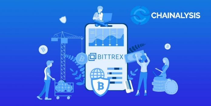 Bittrex works hand-in-hand with Chainalysis for crypto