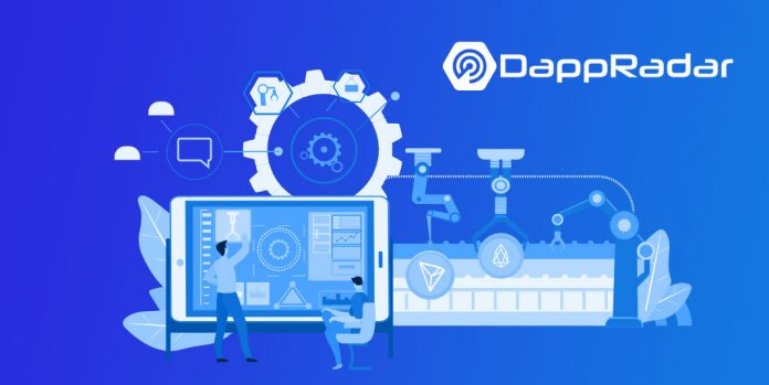 DappRadar scales with sizeable funding