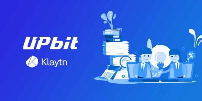 Klaytn's debut token coming to Upbit