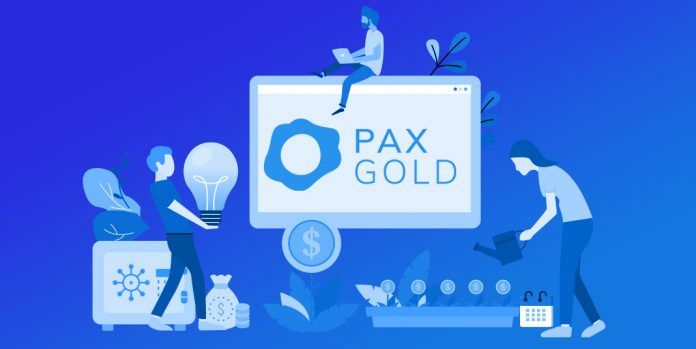 Paxos heralds physical gold on the blockchain