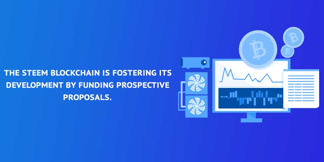 The-Steem-blockchain-is-fostering-its-development-by-funding-prospective-proposals