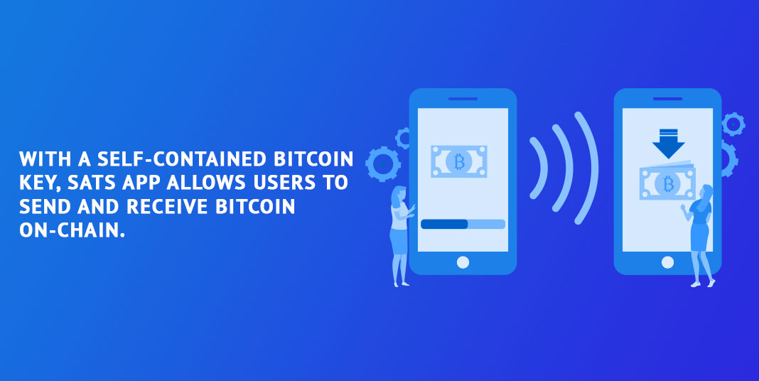 With-a-self-contained-Bitcoin-key,-Sats-App-allows-users-to-send-and-receive-bitcoin-on-chain
