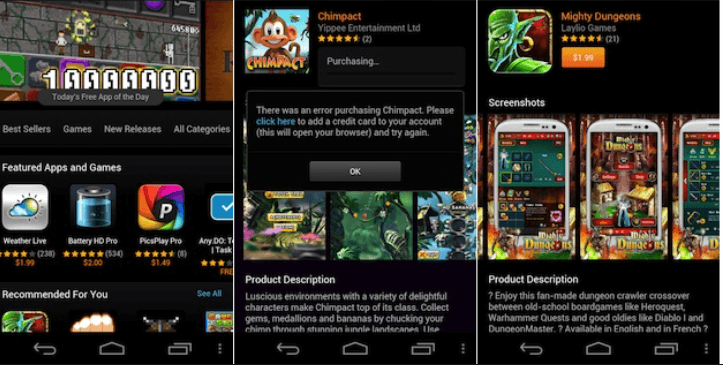 best unknown android apps